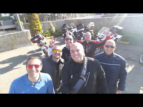 Gallipoli Bikers. Viaggio In Grecia-Turchia-Romania-Bulgaria-Grecia.