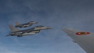 België, Nederland en Luxemburg gaan samen hun luchtruim verdedigen