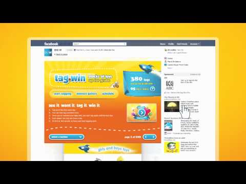 BIG W's Toy Spectacular Tag & Win