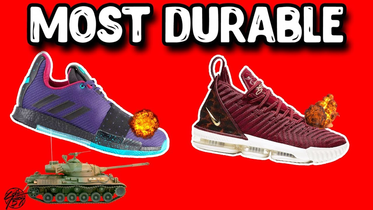 most durable sneakers