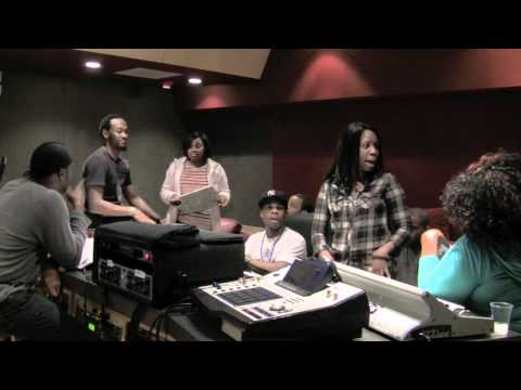 In The Studio with Kirk Franklin -