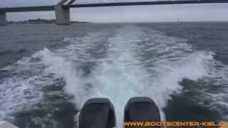 Quicksilver Captur 905 Pilothouse mit 2x Mercury F 250 XL Verado