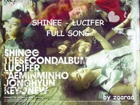 SHINee - Lucifer     FULL SONG + DL+RING TONE..mp3    + Link DL Full Album
