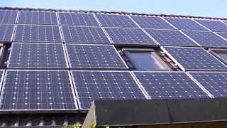 Жизнь в Германии. ЖКХ Солнечные батареи.(Солнечные батареи 2 https://youtu.be/ekCrhglEl5M продолжение., 2013-07-07T19:46:13.000Z)