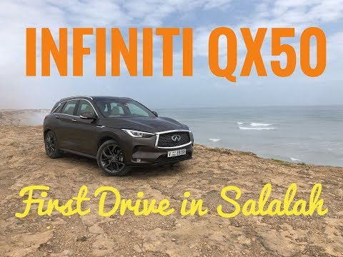 Turbo Time! Infiniti QX50 First Drive in Salalah