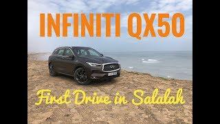Turbo Time! Infiniti QX50 First Drive in Salalah