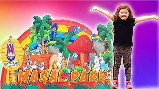 Manisa Masal Parkı geziyorum.