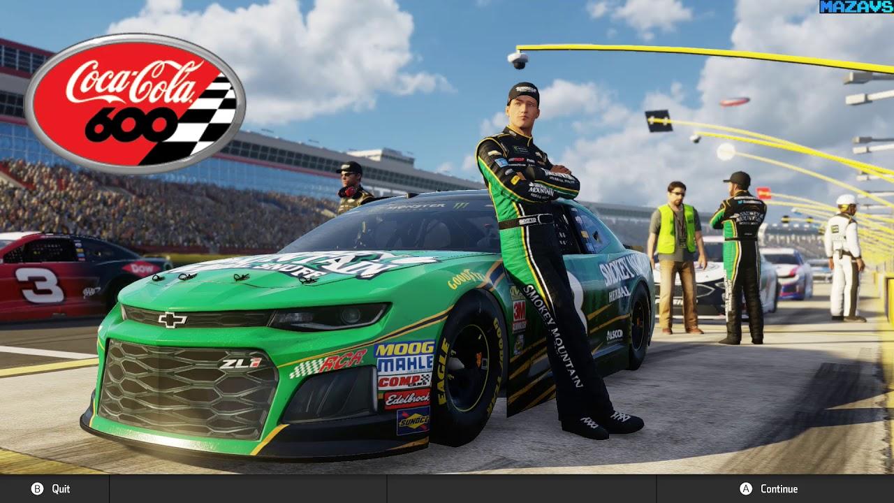 35f866d650 NASCAR Heat 3 ☆ GamePlay ☆ Ultra Settings - YouTube