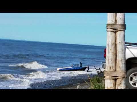 Anchor River Boat Launch Fail