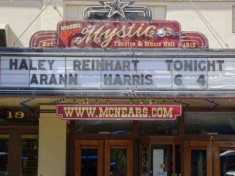Haley Reinhart's 1st Headlining Tour Begins In Petaluma (Full Concert)