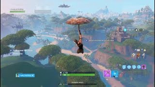 New BUG go to fortnite island with mobile in CREATIVE mode in season 9