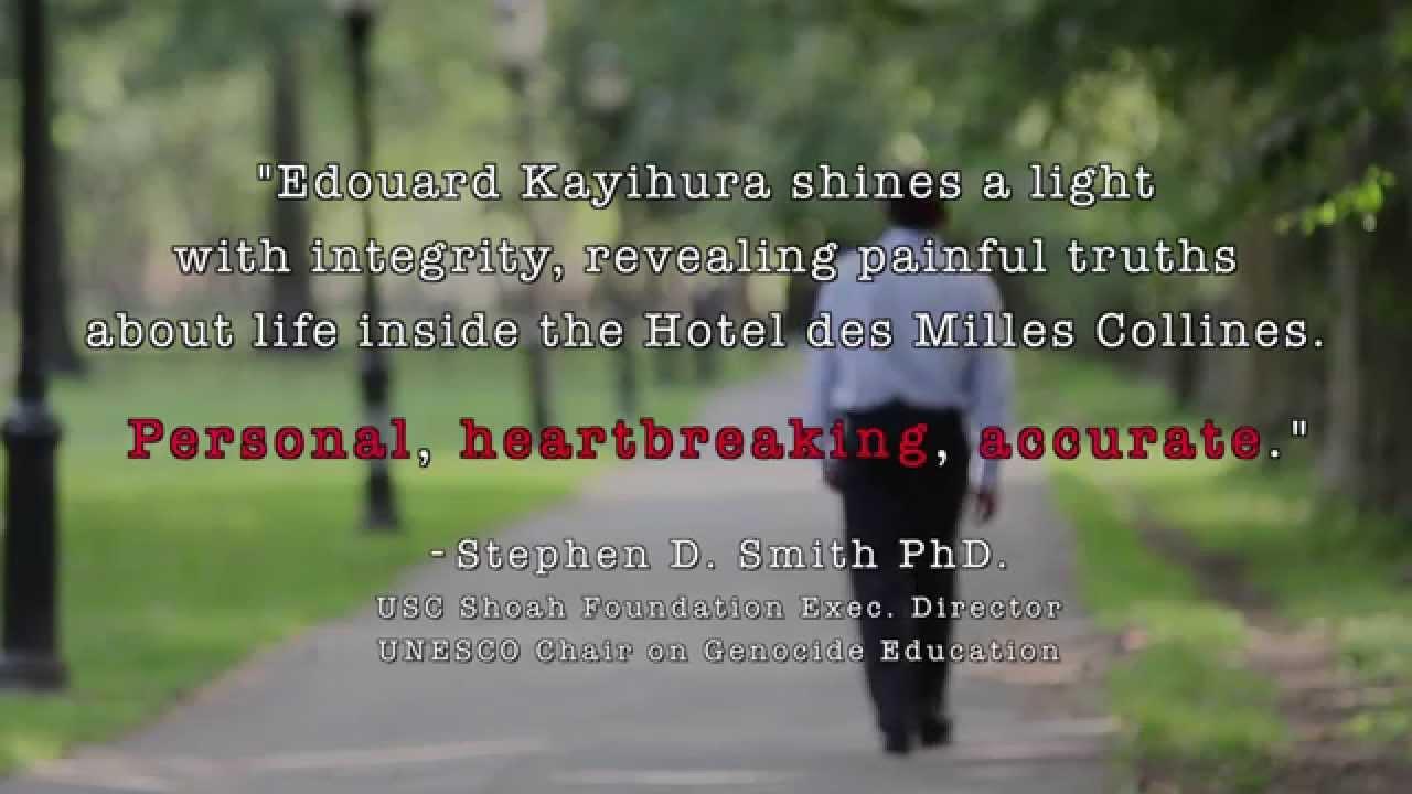 Download Inside The Hotel Rwanda ~ Book Trailer
