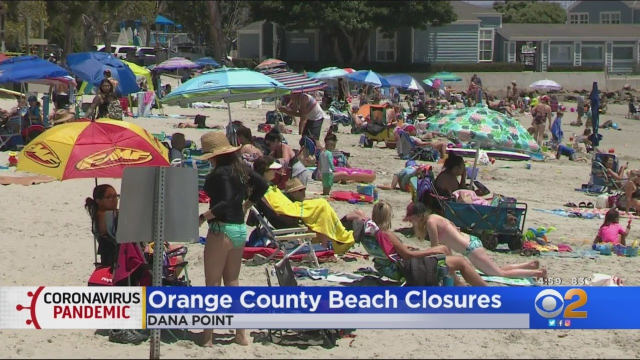 Los Angeles County Residents Ignore No Fireworks Order ...