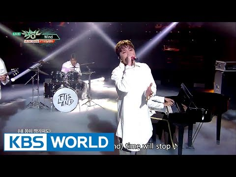 FTIsland (FT아일랜드) - Wind [Music Bank / 2017.06.23]