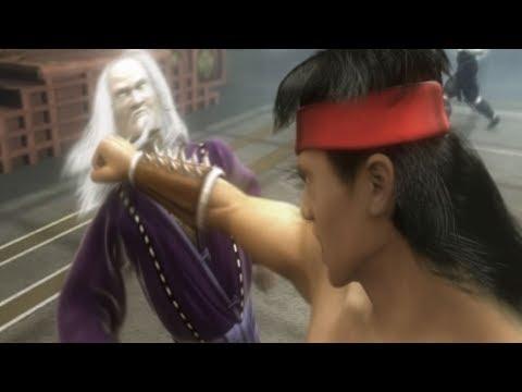 Mortal Kombat Shaolin Monks - Intro 【4K 60fps】