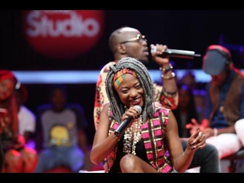 Efya & Eddy Kenzo, Sitya Loss/Decepticon– Coke Studio Africa