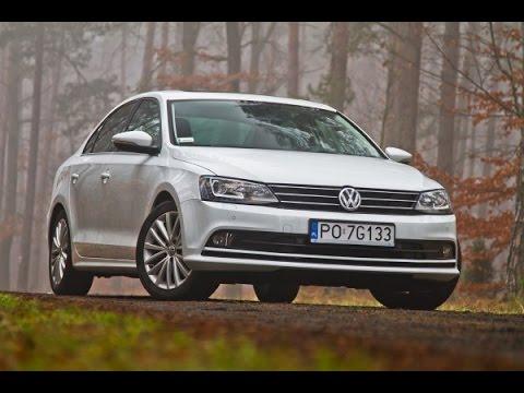 Volkswagen Jetta face-lifting 2015 - pierwsza jazda