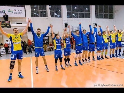 I liga 17/18 - Olimpia Sulęcin - SMS PZPS Spała