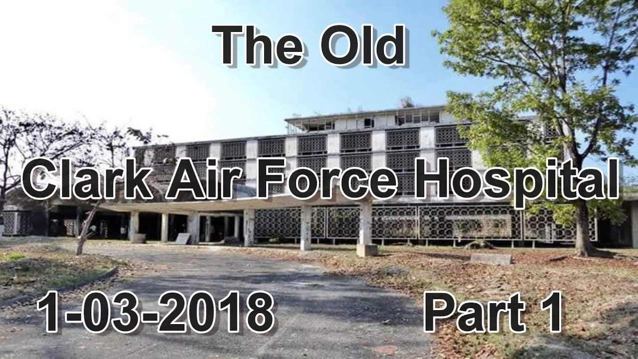 Clark air force base hospital