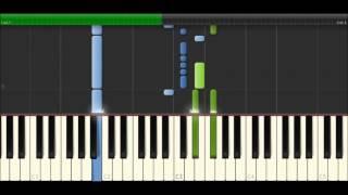 「海の声」のピアノ・連弾アレンジです。楽譜はコチラ♪ http://gakufuma...