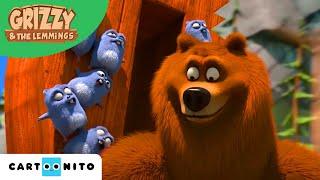 Grizzy und die Lemminge | Selbst ist der Bär | Boomerang