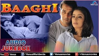 Baaghi : Bollywood Hits ~ Audio Jukebox | Sanjay Dutt & Manisha Koirala