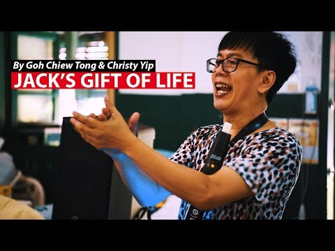 Jack's Gift Of Life: Music That Brings Forgotten Joy Back to the Old | CNA Insider