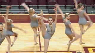 University of Minnesota Dance Team Jazz 2018