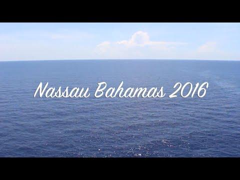 VLOG: Nassau Bahamas 2016 - MYDIAMONDSANDG0LD