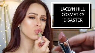 DO NOT BUY! Jaclyn Hill Cosmetics Lipstick Swatches and Review | Rutele