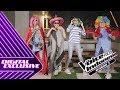 Nyanyi Lagu Lagi Syantik Sambil Nangis? Bisa?  | PLAYTIME #5 | The Voice Kids Indonesia S3 GTV 2018