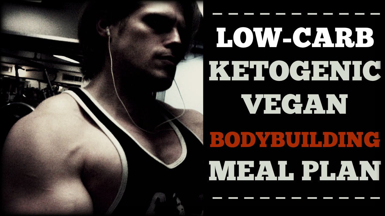 Ketogenic Vegan Bodybuilding Meal Plan: Cory McCarthy - YouTube