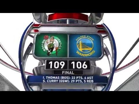 Boston Celtics vs Golden State Warriors | April 1, 2016 | NBA 2015-16 Season