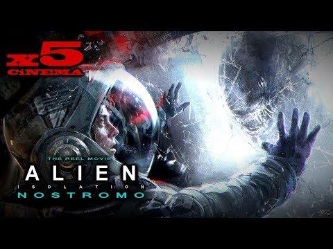 ALIEN Isolation: NOSTROMO - The 'REEL' Movie (Fan/Game Movie) 1080p HD