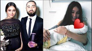 Рэпер Мот и Мария Мельникова впервые стали родителями