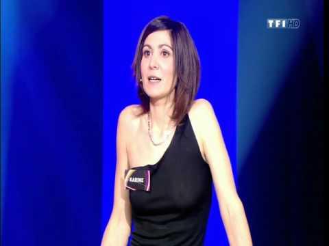 Karine Tf1 La Roue De La Fortune 20090401 Hd Eclaircie