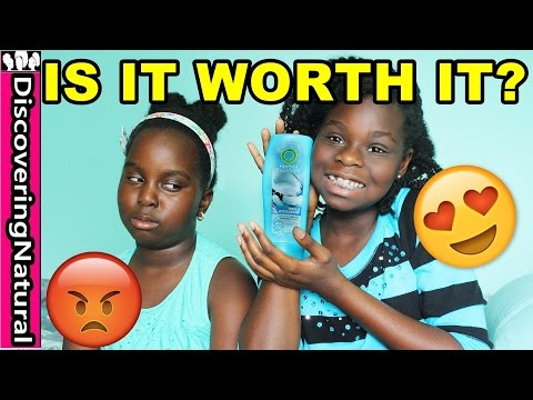 Herbal Essences Hello Hydration for Natural Hair | Is It Worth It?