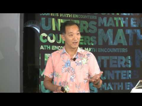 Math Encounters -- Ken Ono - Enigmatic Figures: The Ramanujan Legacy