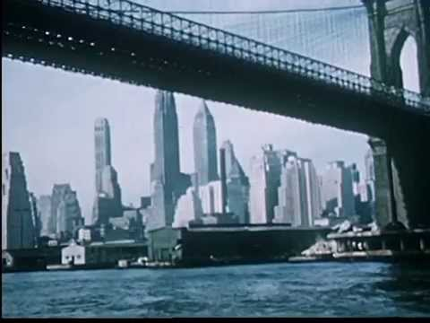 Skyline New York (circa 1956)