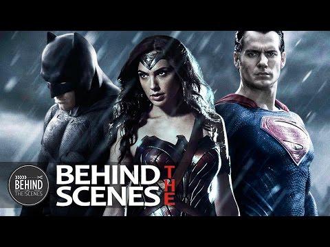 Batman VS Superman (VFX Breakdown)