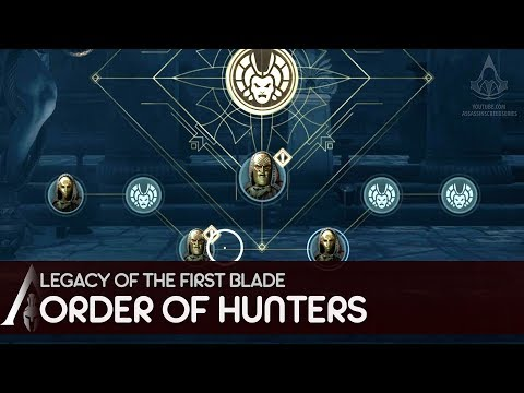 Legacy of the First Blade - Order of Hunters - Assassin's Creed Odyssey DLC Gameplay thumbnail