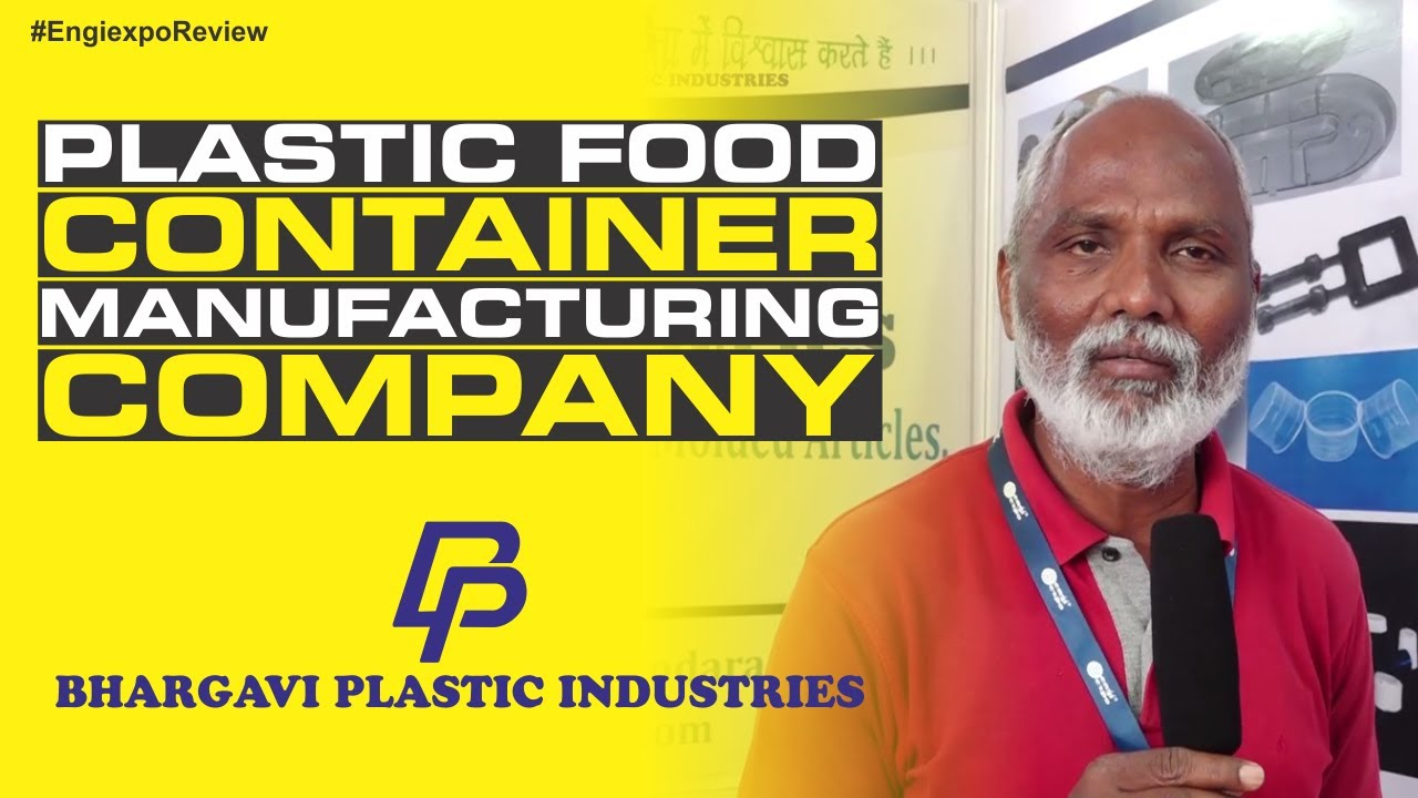 Best Plastic Food Container Manufacturing Company in India – (Get Plastic Products at Lowest Rates)
