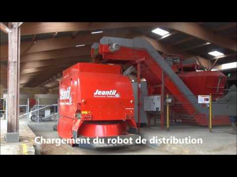 Jeantil Automatic Feeding - Robot d'alimentation