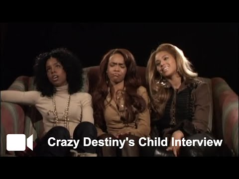 Exclusive  Destinys Child Interview filmed in Leipzig, Germany