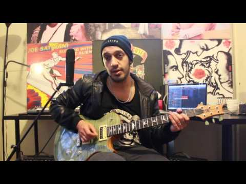 How to play 'Whole Lotta Love' by Led Zeppelin Guitar Solo Lesson w/tabs
