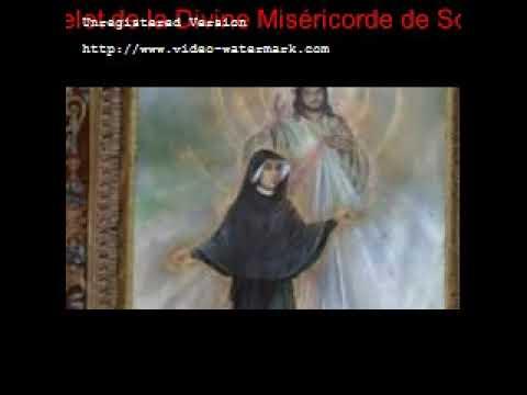 Le Chapelet de la Divine Miséricorde