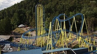 Impulse - POV - Knoebels Amusement Park & Resort - Zierer - Tower Speed Coaster