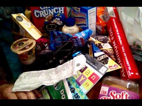 60 Min Dollar Tree Haul $50 Groceries, Kids, Flip Flops, Sunglasses, Comments, Questions ASMR
