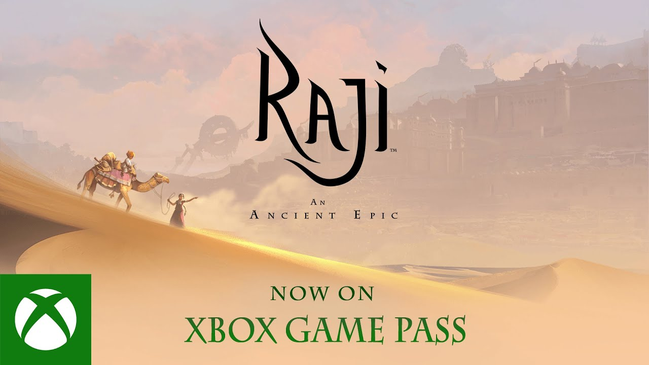 Raji: An Ancient Epic - Official Xbox Game Pass Trailer