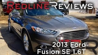 Ford Fusion 2013 Videos